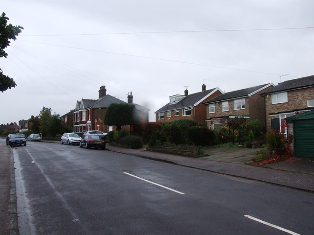 Ethelbert Road, Faversham