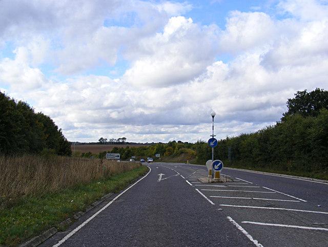 A1071 Ipswich Road,  Hadleigh