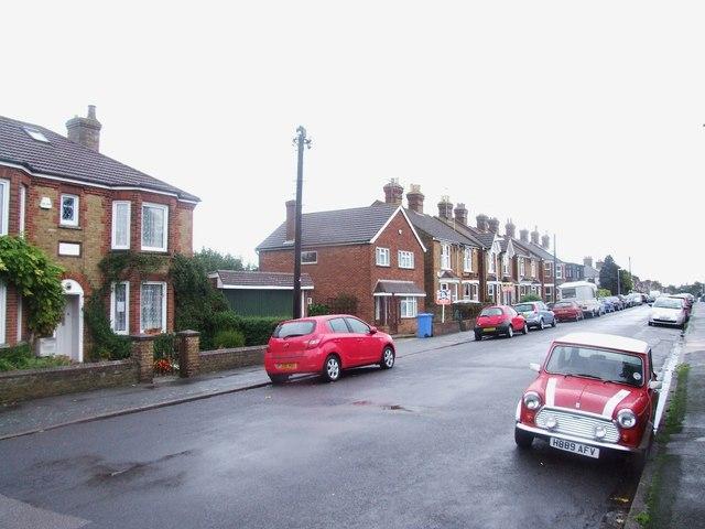 Athelstan Road, Faversham