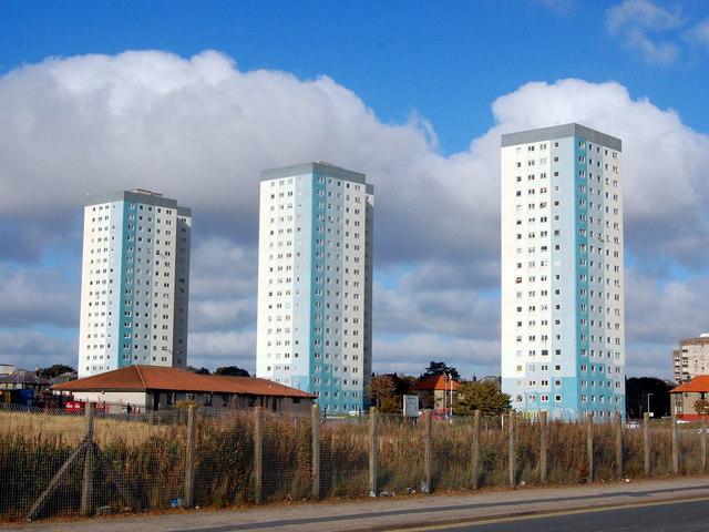 Seaton Towers