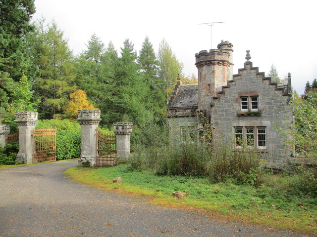 Gate Lodge at Moy