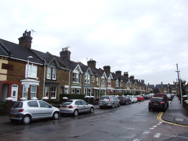 Briton Road, Faversham