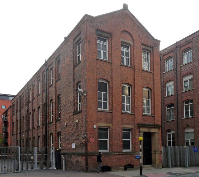 8 Great Marlborough Street, Manchester