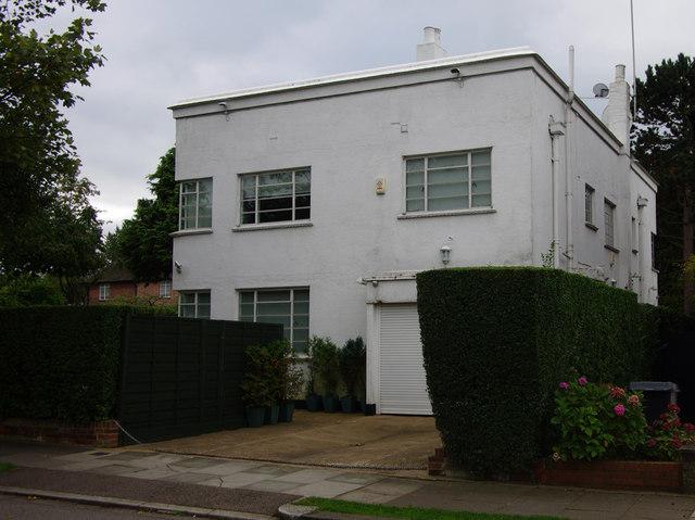1930s house, Hampstead Garden Suburb