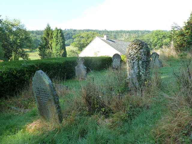 St. Andrew, Monkton Wyld: churchyard (b)