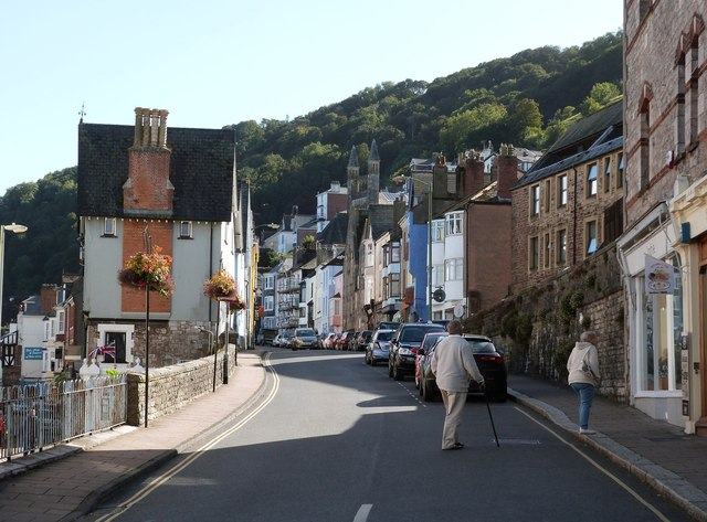 Newcomen Road, Dartmouth, Devon