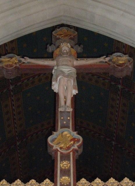 Inside St. Andrew, Monkton Wyld (E)