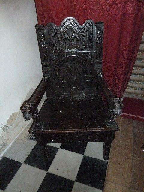 Inside St. Andrew, Monkton Wyld (I)