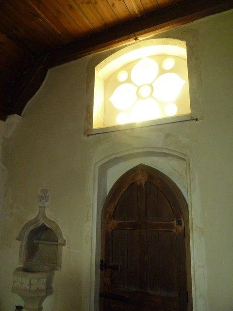 Inside St. Andrew, Monkton Wyld (J)