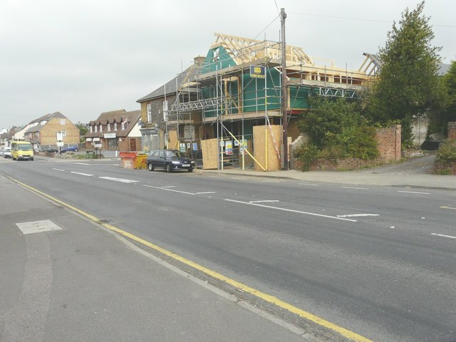 Building on land adjacent to 67, London Road