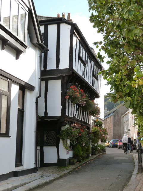 Higher Street, Dartmouth