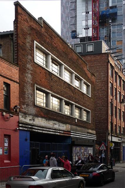 5 New Wakefield Street, Manchester