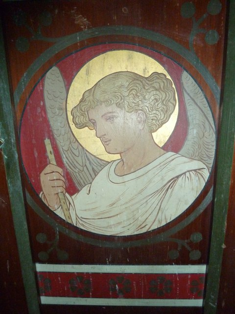 Inside St. Andrew, Monkton Wyld (Q)
