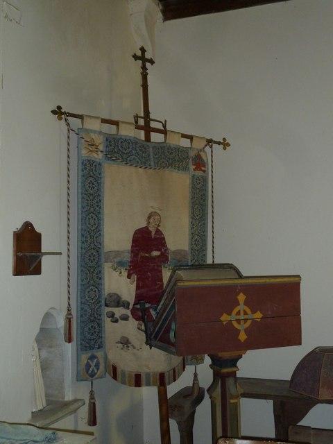 St. Andrew, Monkton Wyld: banner