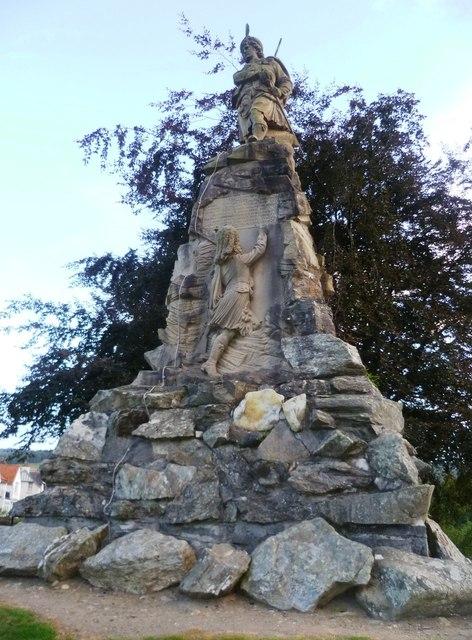 Black Watch Memorial