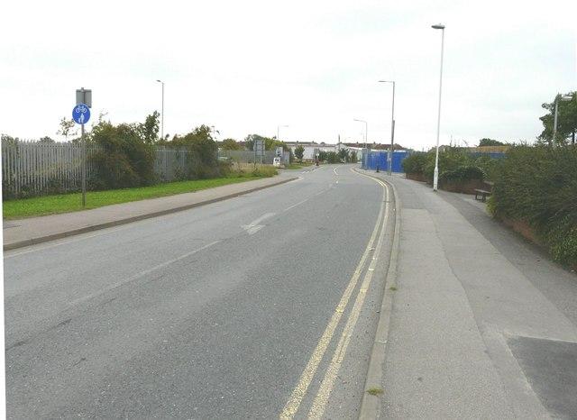 Rushenden Road