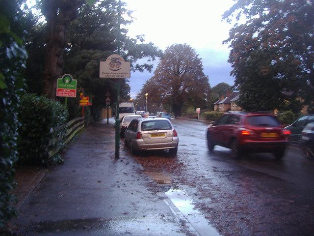 All Saints Road, Benhilton