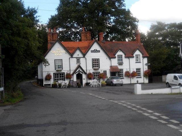 The Queen's Oak pub