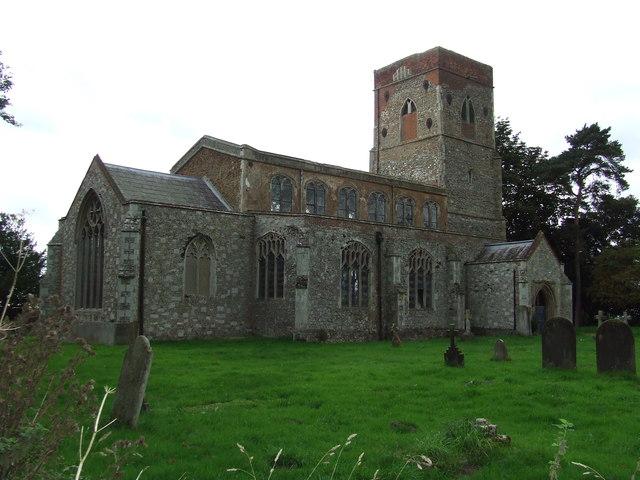 St Mary Erwarton