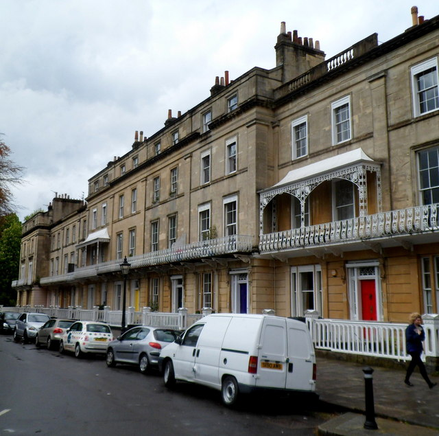 Lansdowne Place, Clifton, Bristol