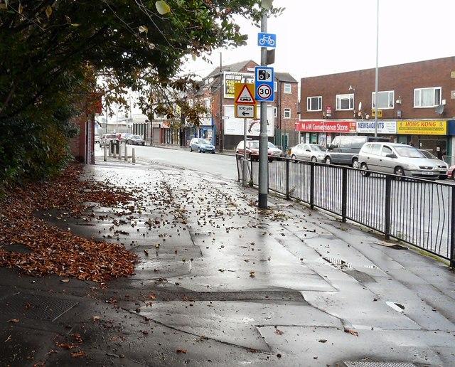 Ashton New Road, Clayton