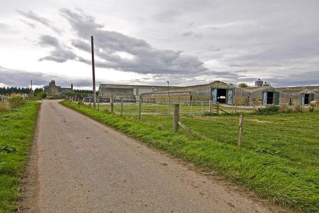 Upper Park farm
