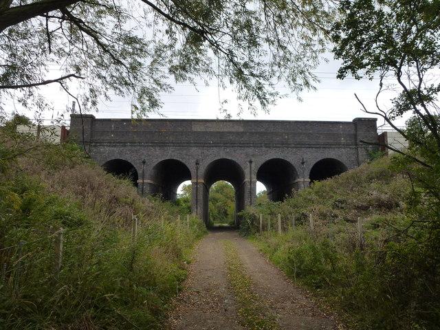 Five Arch Bridge, Church End, Wood Walton
