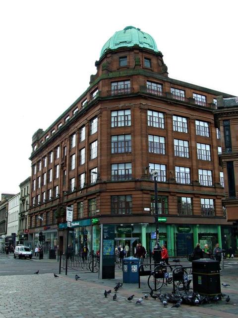 Argyle Street at Stockwell Street