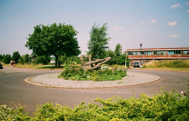 Roundabout, Chasewater Country Park, Brownhills, Staffs
