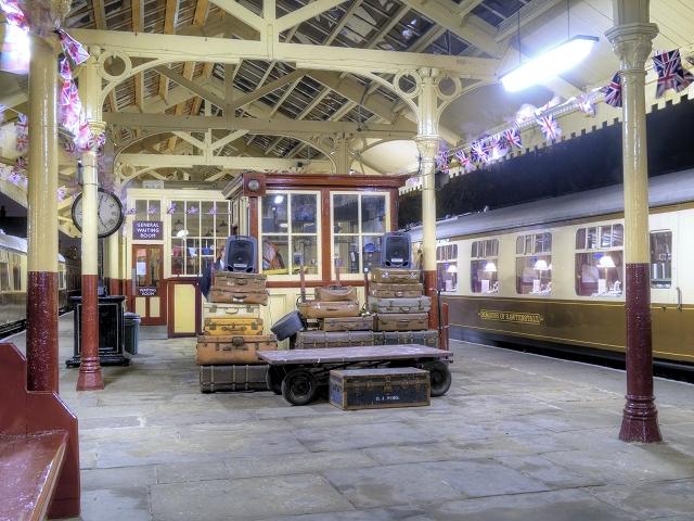 Bolton Street Station, Bury