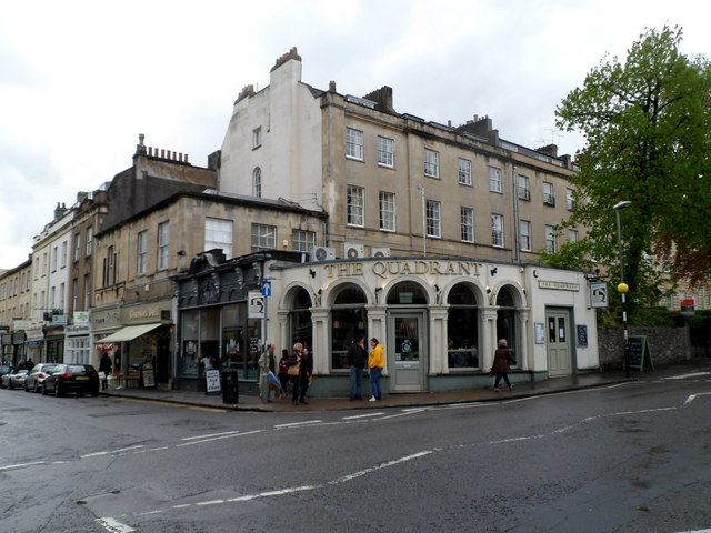 The Quadrant, Clifton, Bristol