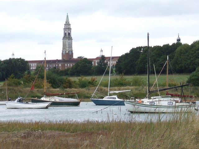 Boats and The Royal Hospital School