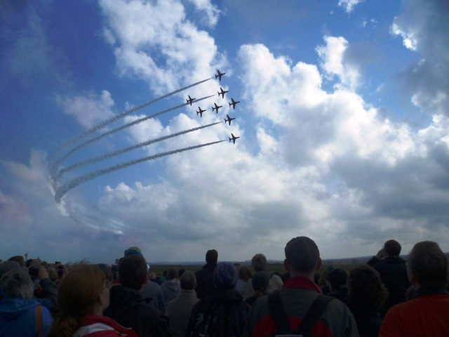The last airshow