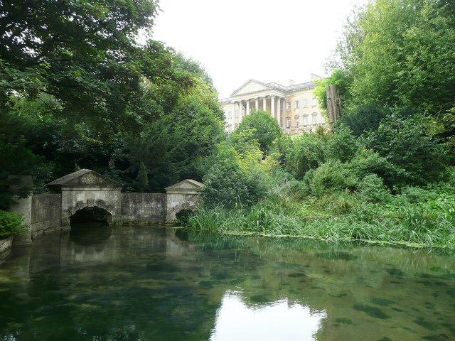 Pool, Prior Park
