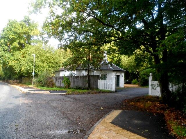 Lodge to Winchfield House