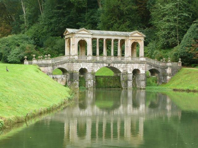 The Palladian Bridge, Prior Park