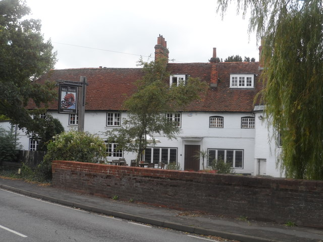 The Mill House pub, North Warnborough