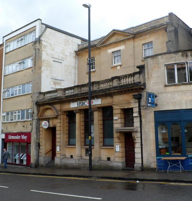 HSBC Regent Street, Clifton, Bristol