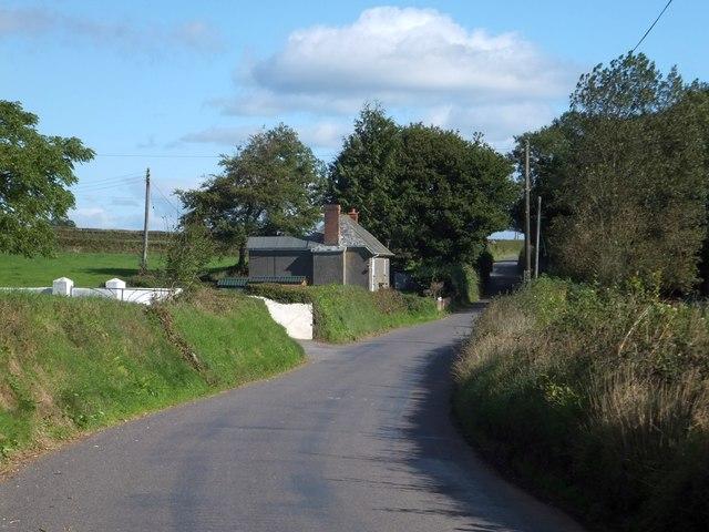 Near Millbarn Farm
