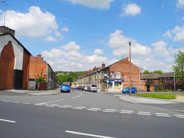 Lindsay Street, Stalybridge