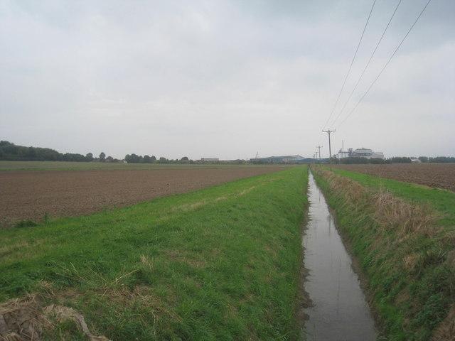 Burton and Flixborough Drain