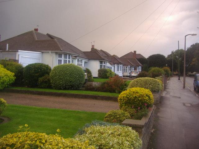 Bungalows on Elgin Road, Benhilton