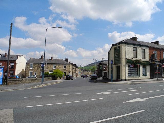 Stocks Lane, Stalybridge
