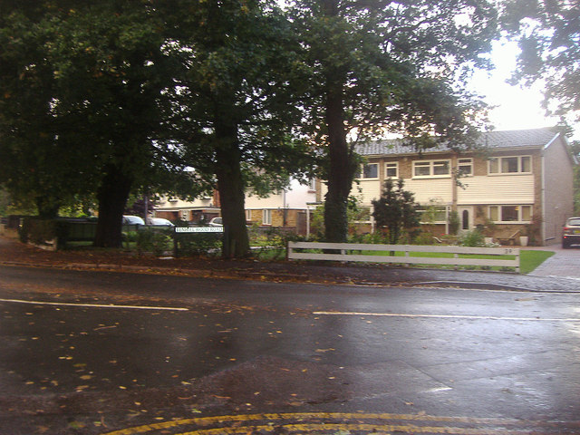 1960s terraces on Benhill Wood Road