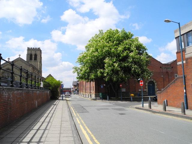 Corporation Street, Stalybridge