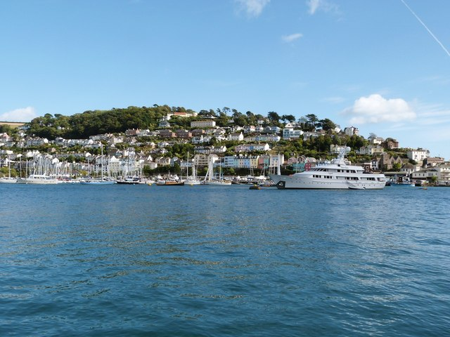 Kingswear from Dartmouth waterfront