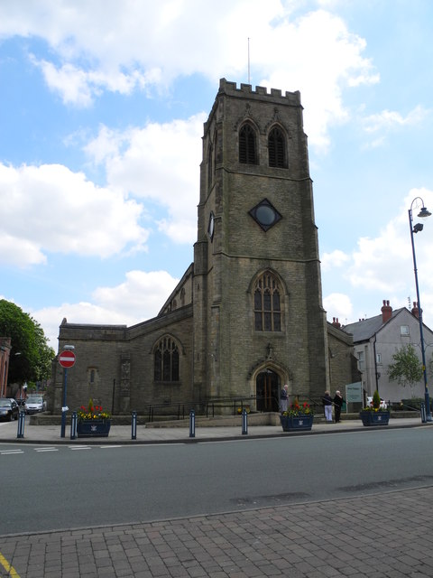 Trinity Church, Stalybridge