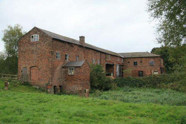 Mickle Trafford Mill