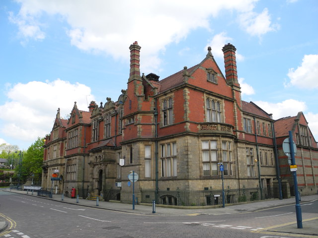 Stalybridge Library