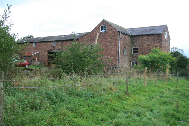 Mickle Trafford Mill